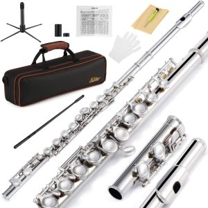 Eastar EFL-1 C flute with offset G