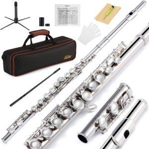 Eastar EFL-1 C flute with offset G